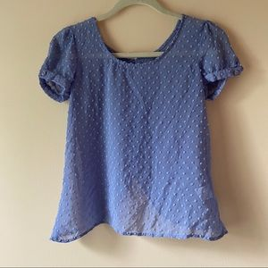 Urban Outfitters Pins & Needles Lavender Top